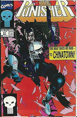 Punisher #51 (Marvel)  1St Series 1987