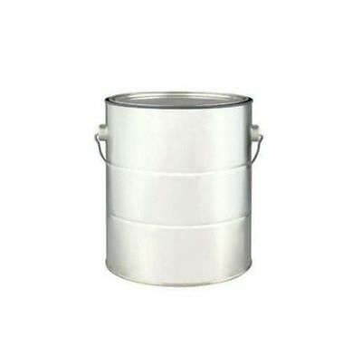Empty Gallon Paint Can with  Lid & Handle - 25 Cans FREE SHIPPING