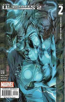 Ultimates 2  #2 (NM)`05 Miller/ Hitch