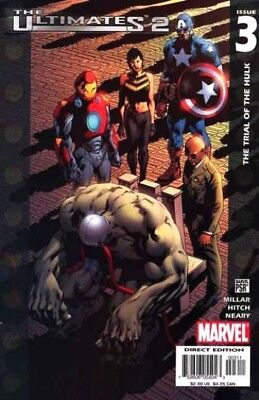 Ultimates 2  #3 (NM)`05 Miller/Hitch