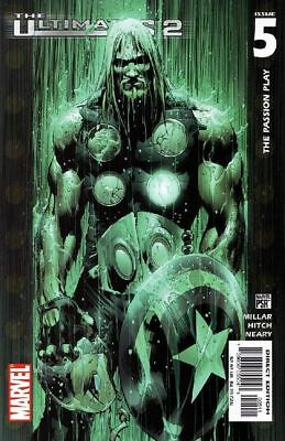 Ultimates 2  #5 (NM)`05 Miller/Hitch