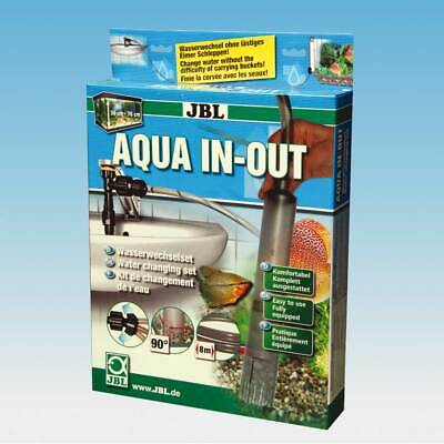 JBL Aqua In-Out - Wasserwechsel Bodenreinigung Aquarium