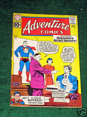 "ADVENTURE COMICS #288 (1961) ""Knave from Krypton"" FINE"