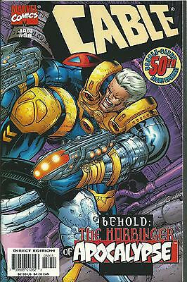 Cable #50 (Double-Sized)  (Marvel)