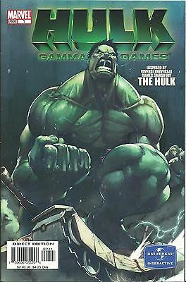 Hulk: Gamma Games #1 (Marvel)  2004
