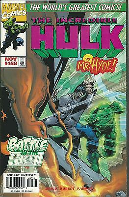 Incredible Hulk #458 (Marvel)
