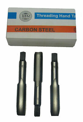 """Rdgtools 11/16"""" Unc Taps / Special Left Hand Thread Myford"""