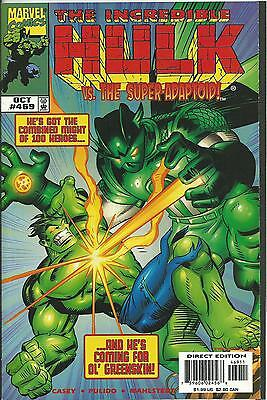 Incredible Hulk #469 (Marvel)