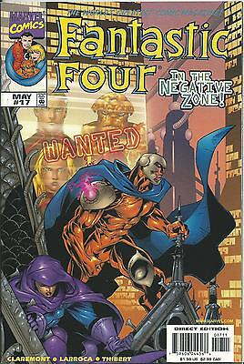 FANTASTIC FOUR #17 (MARVEL) (3rd SERIES)