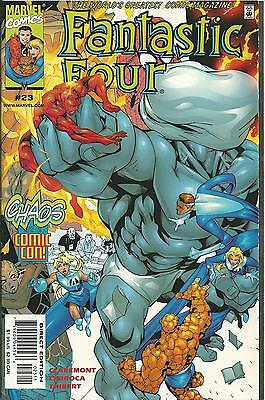 FANTASTIC FOUR #23 (MARVEL) (3rd SERIES)