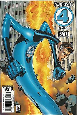 FANTASTIC FOUR #52 (MARVEL) (3rd SERIES)