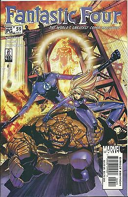 FANTASTIC FOUR #59 (MARVEL) (3rd SERIES)
