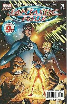 FANTASTIC FOUR #60 (MARVEL) (3rd SERIES)