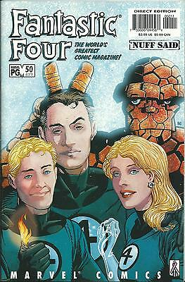 FANTASTIC FOUR #50 (MARVEL) (3rd SERIES)