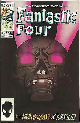Fantastic Four #268 (Marvel)