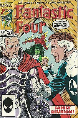 Fantastic Four #273 (Marvel)