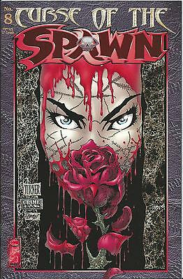 Curse Of The Spawn #8 (Image)