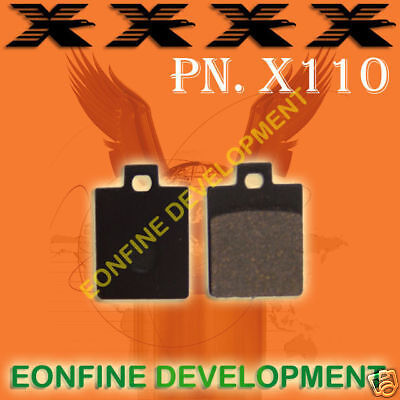 BRAKE PADS for PIAGGIO NRG ZIP LIBERTY MP3 50 100 125 +