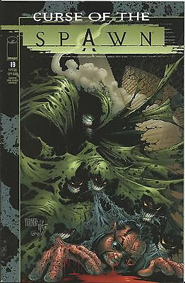 Curse Of The Spawn #19 (Image)