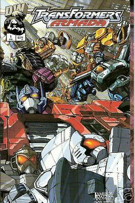 Transformers: Armada #1  (Dreamwave)