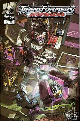 Transformers: Armada #2  (Dreamwave)