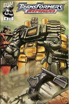 Transformers: Armada #10  (Dreamwave)