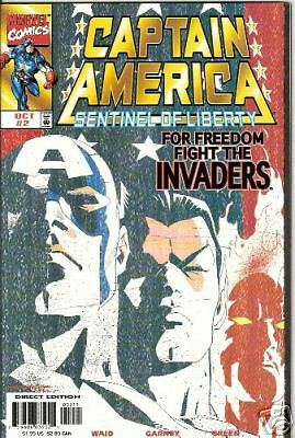 Captain America: Sentinel Of Liberty #2 (Marvel)  1998