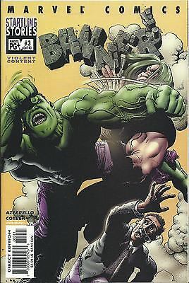 Banner #3 (Of 4) (Marvel)  2001 (Corben Art)