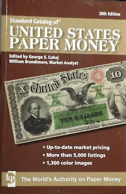 Krause Standard Catalog of U.S. Paper Money - 28th Ed.