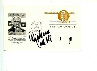 Diahann Carroll Eve's Bayou Carmen Jones White Collar Dynasty Signed FDC