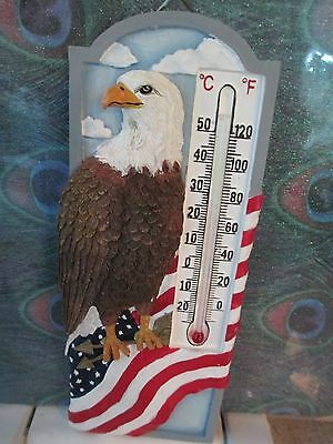 Majestic Eagle ~ Thermometer #6815