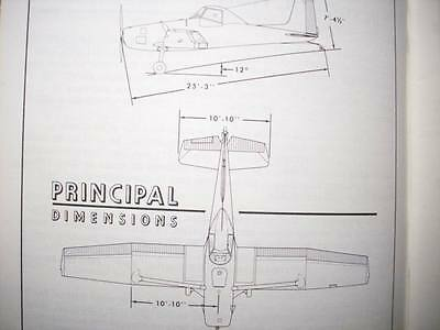 Cessna AgWagon 230 and 300 Owner's manual