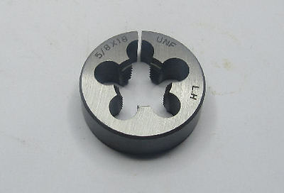 "Rdgtools 5/8"" Unf Die  / Left Hand Thread 18Tpi"