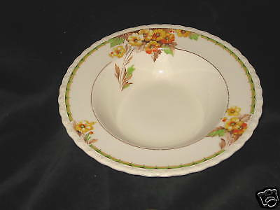 MYOTT - SALLY BROWN - RIM SOUP BOWL crz