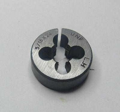 "Rdgtools 5/16"" Unf Die  / Left Hand Thread 24Tpi"