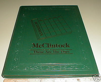 1997 McClintock Middle School Charlotte NC Yearbook