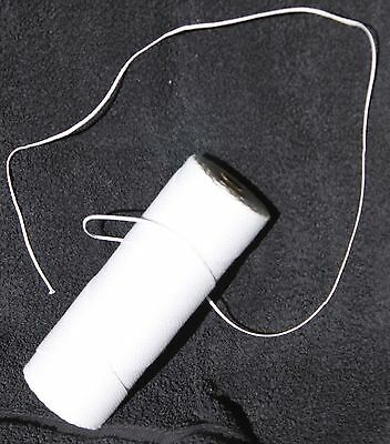 Candle Wicking - Choice of Type and Size - 100 Feet