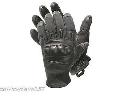 Blackhawk Fury Kevlar Tactical Gloves 8157SMBK  Small Black