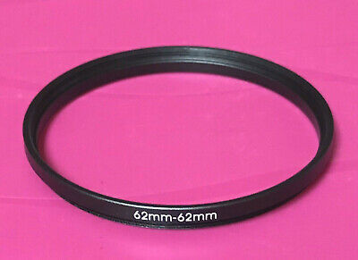 1(One) 46-58 mm RING ADAPTER TO JVC HD7 HD3, S700 S800 46mm-58mm STEP-UP METAL