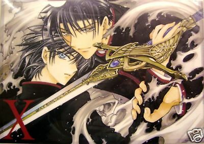 "CLAMP "" X "" clear File folder official"
