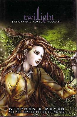 Stephenie Meyer Twilight  Graphic Novel Vol 1 Hbk  NEW