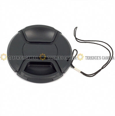 49 49mm Snap-on Front Lens Cap for Nikon Pentax Olympus