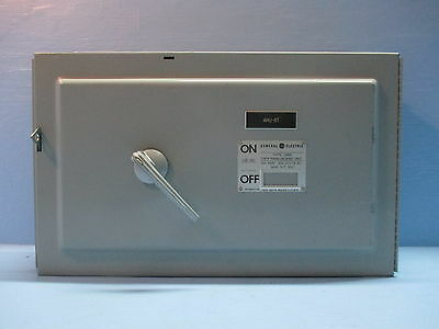 GE THFP365 w/ Hardware 400 Amp Type QMR Fusible Panelboard Unit 400A QMR365
