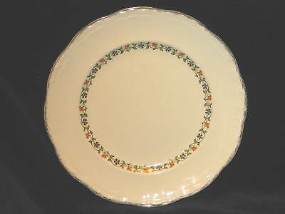 ALFRED MEAKIN - PAISLEY - SALAD PLATE crazing - 43C