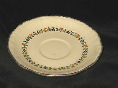 ALFRED MEAKIN - PAISLEY - SAUCER - 43C