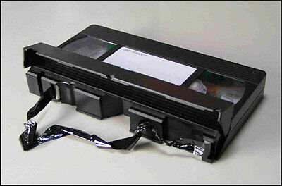 Any Cassette Repair Service & Conversion To Dvd