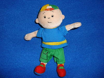Caillou Mini Doll, KeyChain, Back Pack Clip 6""
