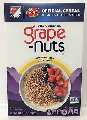 Grape Nuts Cereal 29 oz Post