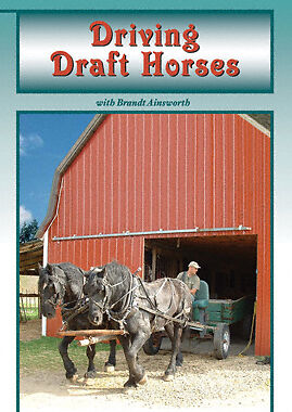 DVD - Driving Draft Horses - By: Brandt Ainsworth