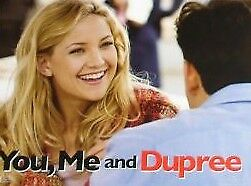 YOU, ME AND DUPREE - 11x14 US Lobby Cards Set of 8